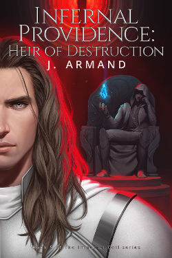 Book Review: Infernal Providence (The Immortal Coil Book 5) by J. Armand | reading, books, book reviews, urban fantasy, lgbt+