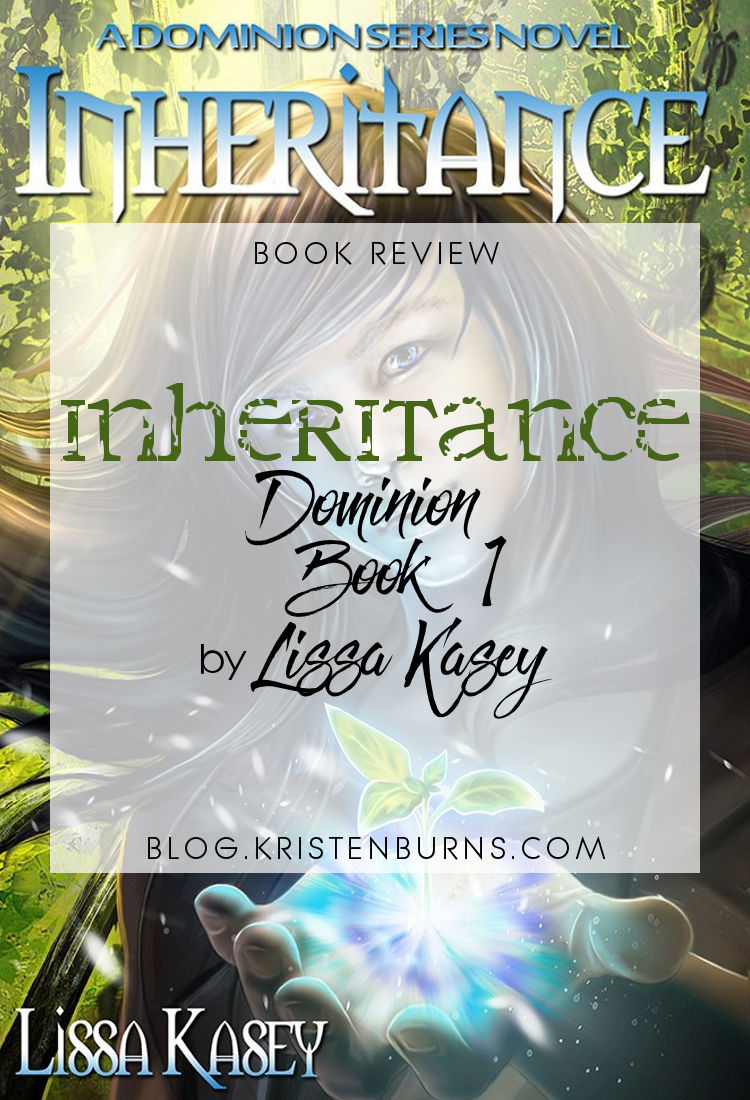 Book Review: Inheritance (Dominion Book 1) by Lissa Kasey | reading, books, book reviews, fantasy, paranormal/urban fantasy, lgbt, m/m, vampires, witches, mental illness