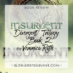 Book Review: Insurgent (Divergent Trilogy Book 2) by Veronica Roth
