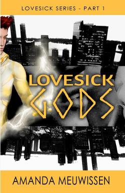Lovesick Gods by Amanda Meuwissen