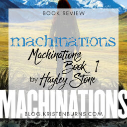 Book Review: Machinations (Machinations Book 1) by Hayley Stone