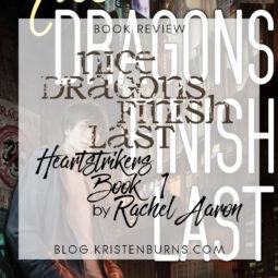 Book Review: Nice Dragons Finish Last (Heartstrikers Book 1) by Rachel Aaron