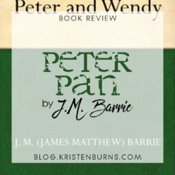 Book Review: Peter Pan by J.M. Barrie