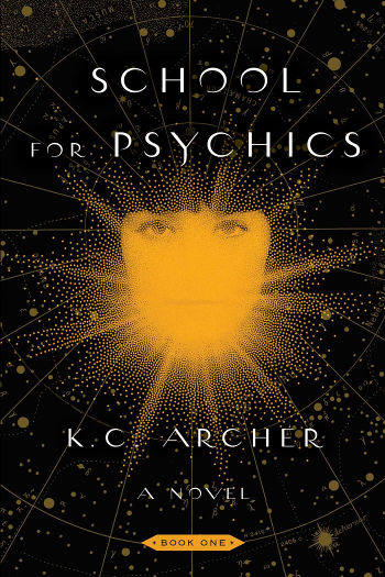 Book Review: School for Psychics (School for Psychics Book 1) by K.C. Archer   reading, books, paranormal/urban fantasy, new adult