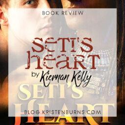 Book Review: Seti's Heart by Kiernan Kelly