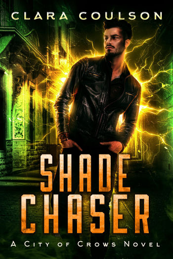 Book Review: Shade Chaser (City of Crows Book 2) by Clara Coulson | reading, books, book reviews, fantasy, urban fantasy