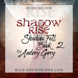 Book Review: Shadow Rise (Shadow Fall Book 2) by Audrey Grey