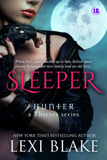 Book Review: Sleeper (Hunter: A Thieves Series Book 3) by Lexi Blake | reading, books, book reviews, fantasy, paranormal romance, paranormal/urban fantasy, demons, shifters
