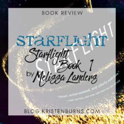 Book Review: Starflight (Starflight Book 1) by Melissa Landers