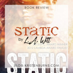 Book Review: Static by L.A. Witt [Audiobook]