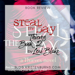 Book Review: Steal the Day (Thieves Book 2) by Lexi Blake