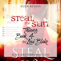 Book Review: Steal the Sun (Thieves Book 4) by Lexi Blake