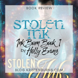 Book Review: Stolen Ink (Ink Born Book 1) by Holly Evans