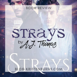 Book Review: Strays by A.J. Thomas [Audiobook]