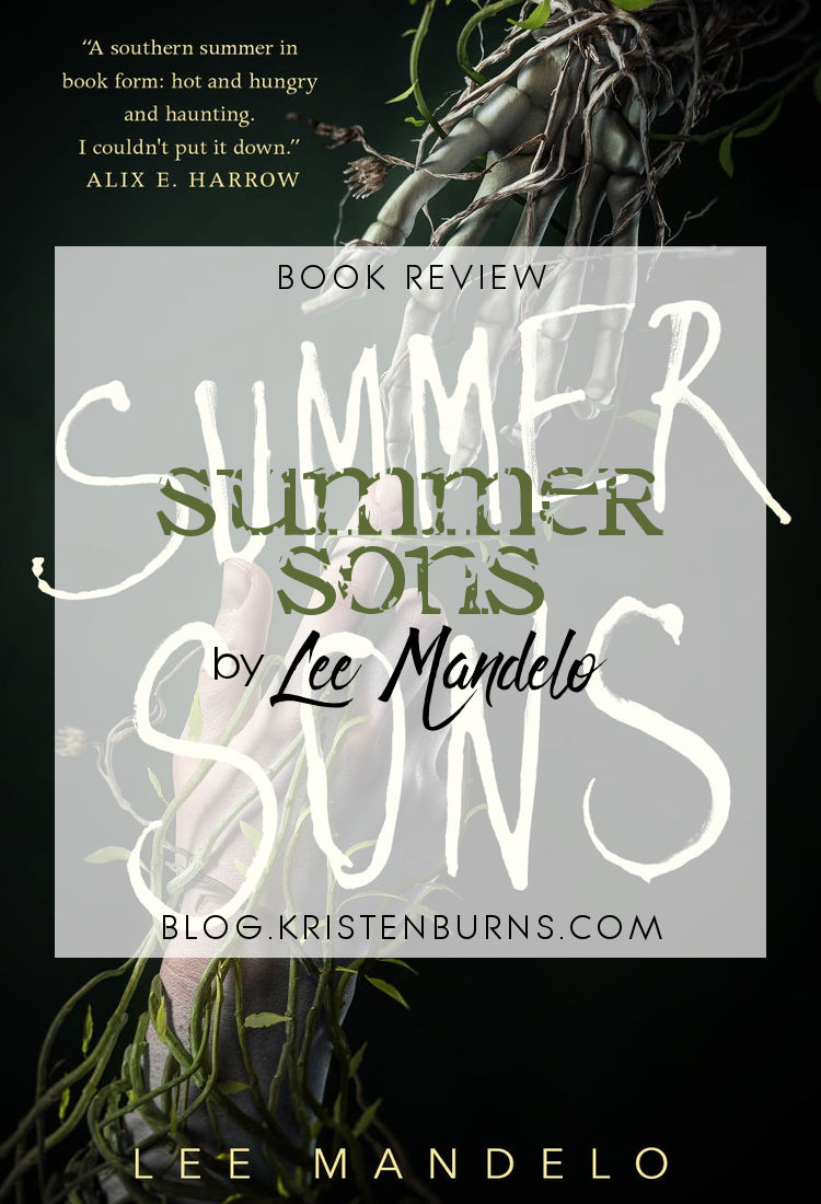 Book Review: Summer Sons by Lee Mandelo [Audiobook]