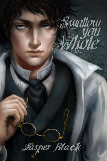 Book Review: Swallow You Whole (Swallow You Whole Book 1) by Jasper Black   reading, books. book reviews, fantasy, urban fantasy, demons