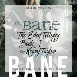 Book Review: The Bane (The Eden Trilogy Book 1) by Keary Taylor