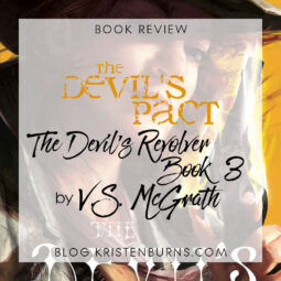 Book Review: The Devil's Pact (The Devil's Revolver Book 3) by V.S. McGrath