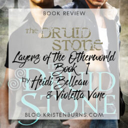 Book Review: The Druid Stone (Layers of the Otherworld Book 1) by Heidi Belleau & Violetta Vane [Audiobook]