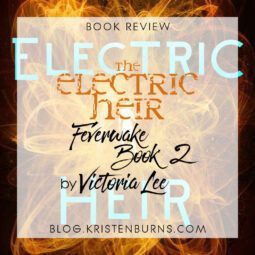Book Review: The Electric Heir (Feverwake Book 2) by Victoria Lee [Audiobook]