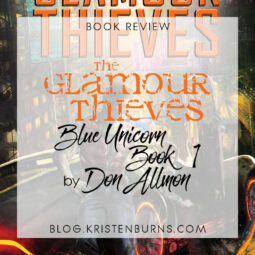 Book Review: The Glamour Thieves (Blue Unicorn Book 1) by Don Allmon