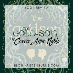 Book Review: The Gold-Son by Carrie Anne Noble