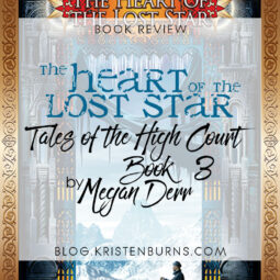 Book Review: The Heart of the Lost Star (Tales of the High Court Book 3) by Megan Derr