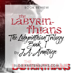 Book Review: The Labyrinthians (The Labyrinthian Trilogy Book 1) by J.A. Armitage