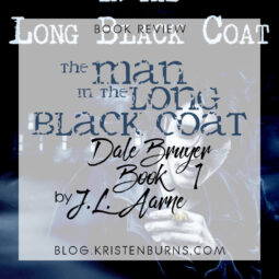 Book Review: The Man in the Long Black Coat (Dale Bruyer Book 1) by J.L. Aarne