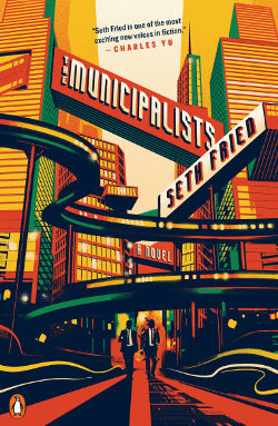 Book Review: The Municipalists by Seth Fried | reading, books, book reviews, science fiction