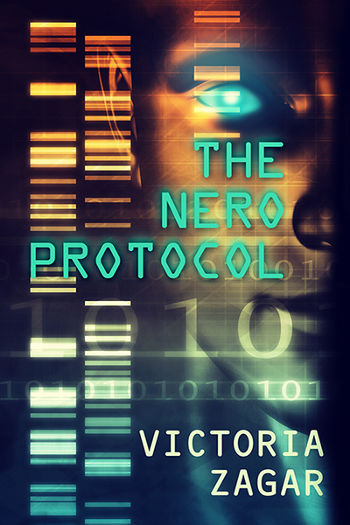 Book Review: The Nero Protocol by Victoria Zagar | reading, books, book reviews, science fiction, lgbt, m/m, androids