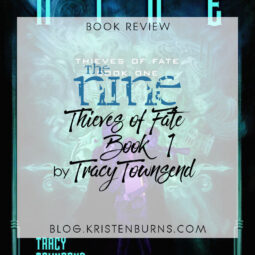 Book Review: The Nine (Thieves of Fate Book 1) by Tracy Townsend