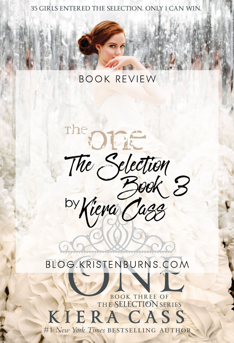 The one kiera cass book summary