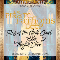 Book Review: The Pirate of Fathoms Deep (Tales of the High Court Book 2) by Megan Derr