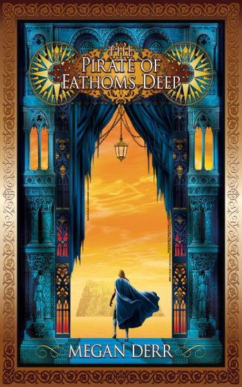 Book Review: The Pirate of Fathoms Deep (Tales of the High Court Book 2) by Megan Derr   reading, books, book reviews, fantasy, high fantasy, lgbtqia, m/m