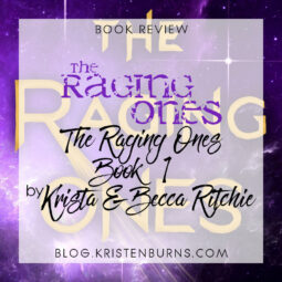 Book Review: The Raging Ones (The Raging Ones Book 1) by Krista & Becca Ritchie