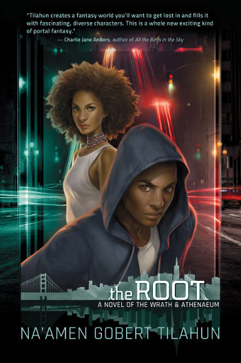 Book Review: The Root (Wrath & Athenaeum Book 1) by Na'amen Gobert Tilahun | reading, books, book reviews, urban fantasy, lgbt+