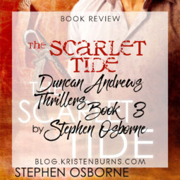 Book Review: The Scarlet Tide (Duncan Andrews Thrillers Book 3) by Stephen Osborne