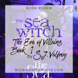 Book Review: The Sea Witch (The Era of Villains Book 1) by S.J. Valfroy