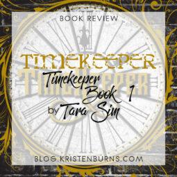 Book Review: Timekeeper (Timekeeper Book 1) by Tara Sim [Audiobook]