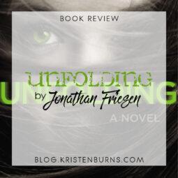Book Review: Unfolding by Jonathan Friesen