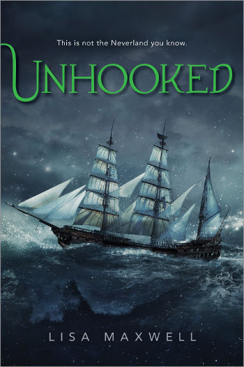Book Review: Unhooked by Lisa Maxwell | reading, books, book reviews, fantasy, paranormal/urban fantasy, young adult, faeries