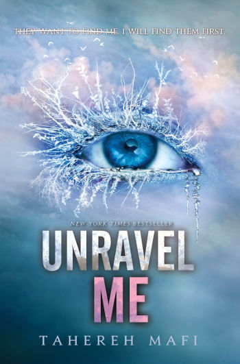 Book Review: Unravel Me (Shatter Me Book 2) by Tahereh Mafi   reading, books, book reviews, science fiction, dystopian, young adult