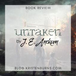 Book Review: Untaken by J.E. Anckorn