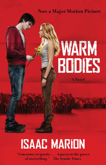 Book Review: Warm Bodies (Warm Bodies Book 1) by Isaac Marion | reading, books, book reviews, science fiction, post-apocalyptic, fantasy, paranormal/urban fantasy, metaphysical & visionary, zombies