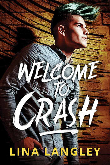 Book Review: Welcome to Crash by Lina Langley | reading, books, book reviews, science fiction, lgbtqia, m/m, epilepsy