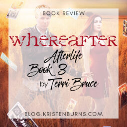 Book Review: Whereafter (Afterlife Book 3) by Terri Bruce