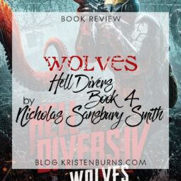 Book Review: Wolves (Hell Divers Book 4) by Nicholas Sansbury Smith