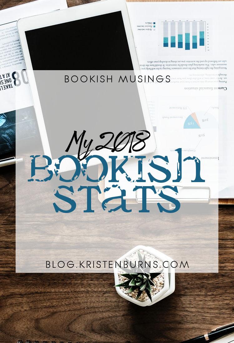 Bookish Musings: My 2018 Bookish Stats