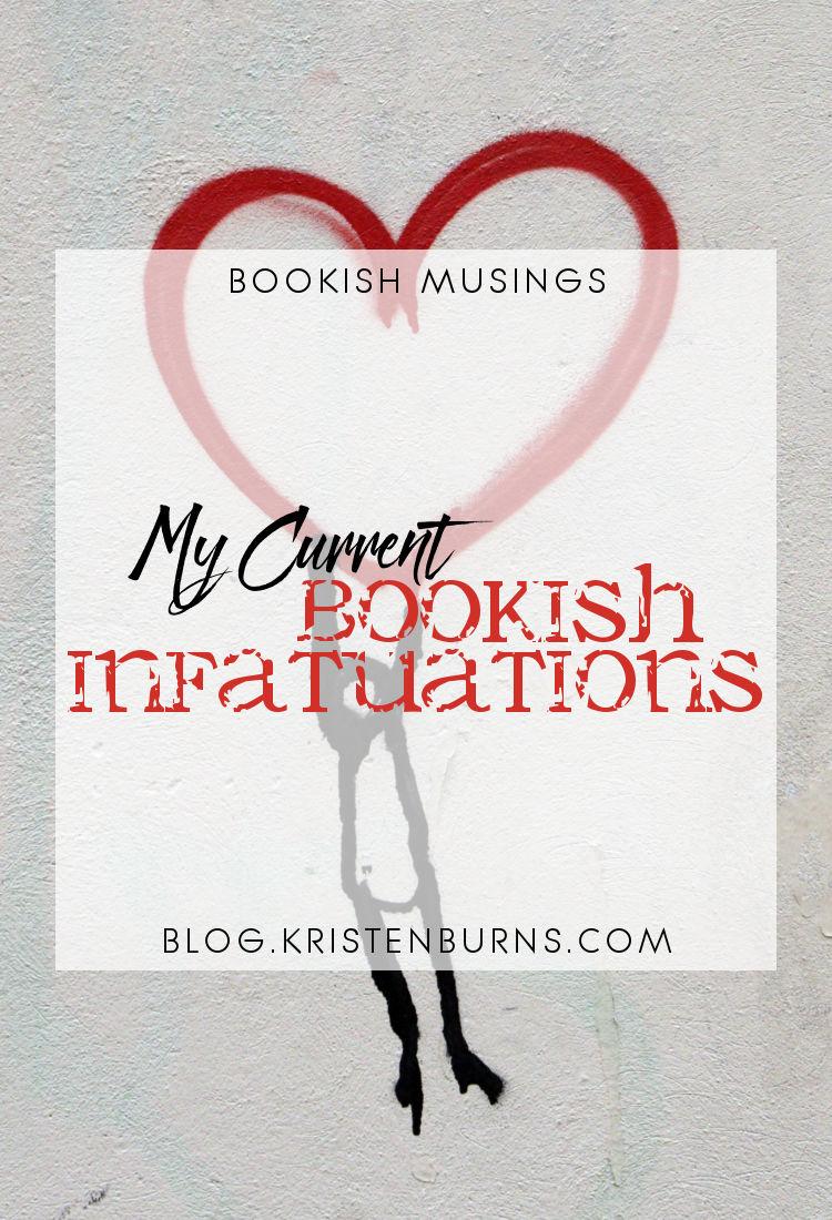 Bookish Musings: My Current Bookish Infatuations | werewolves, djinn, frankenstein, reading, books